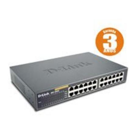 Switch D-Link DES-1024D 24 Portas 10/100Mbps