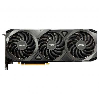 Placa de Vídeo MSI NVIDIA Geforce RTX 3090 Ventus 3X 24G OC, GDDR6X