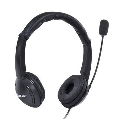 Headset Vinik Corp, USB - VK390