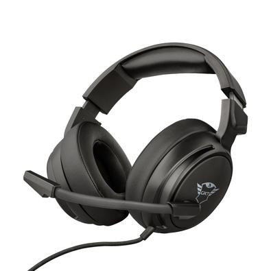 Headset Gamer Trust GXT 433 Pylo, Drivers 50mm - 23381