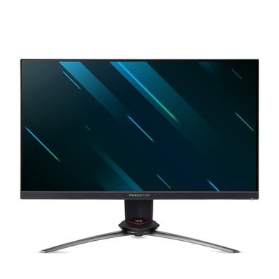Monitor Gamer Acer Predator 27', Full HD, HDMI/DisplayPort, HDR 400, IPS, 1ms, GSync, 240Hz, Altura Ajustável - XB273GX