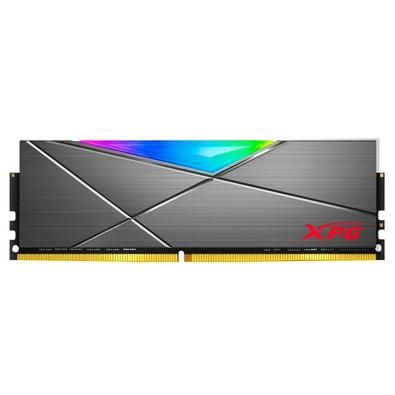 Memória XPG Spectrix D50, RGB, 32GB (2x16GB), 3000MHz, DDR4, CL16, Cinza - AX4U3000716G16A-DT50