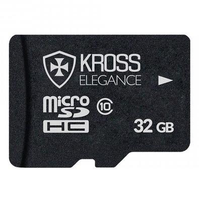 Cartão de Memória Kross MicroSD 32GB UHS1 - KE-MC32GBU1