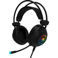 Headset Gamer Fortrek Crusader, RGB, Drives 50mm - 70555