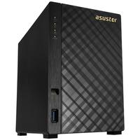 Storage Asustor NAS AS1002T V2, 2TB, 2 Baias - AS1002T2000-1NAS