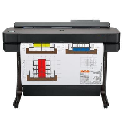 Impressora Convencional Hp Designjet T650 5hb10a Jato de Tinta Térmico Colorida Usb, Ethernet e Wi-fi Bivolt