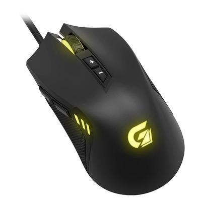 Mouse Gamer Fortrek G Vickers, RGB, 7 Botões, 4200DPI - 70527