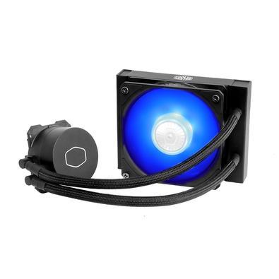 Water Cooler Cooler Master Masterliquid ML120L V2, 120mm, LED Blue - MLW-D12M-A18PB-R2