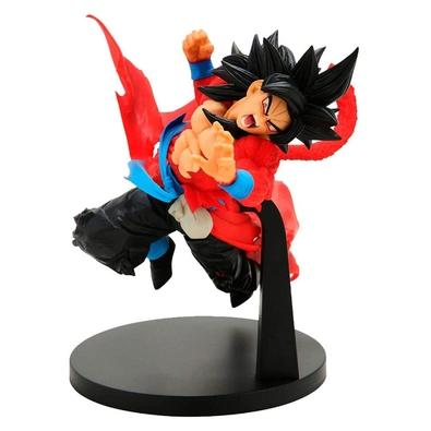 Action Figure Bandai Banpresto SDB Heroes 9TH Aniversary Super Saiyan 4 Son Goku Xeno - 80626