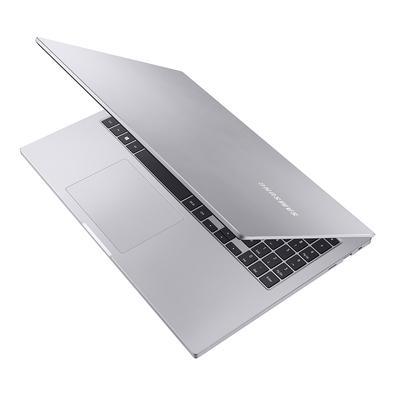 Notebook Samsung Book X50, Intel Core I7-10510U, 8GB, 1TB, Tela 15.6, Placa de Video MX110  2 GB, Windows 10 Home, Prata - NP550XCJ-XS1BR