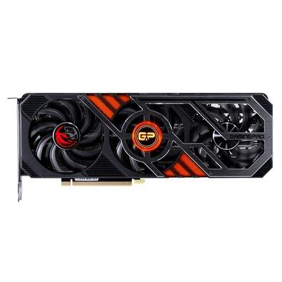 Placa de Vídeo PCyes NVIDIA GeForce RTX 3070, 8GB, GDDR6, 256 Bits, Triple-Fan, Graffiti Gaming Pro Series - PP3070GP8DR6256
