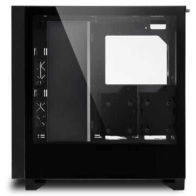 Gabinete Sharkoon Elite Black -  CA300H