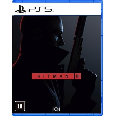 Jogo Hitman 3 - Playstation 5 - Square Enix