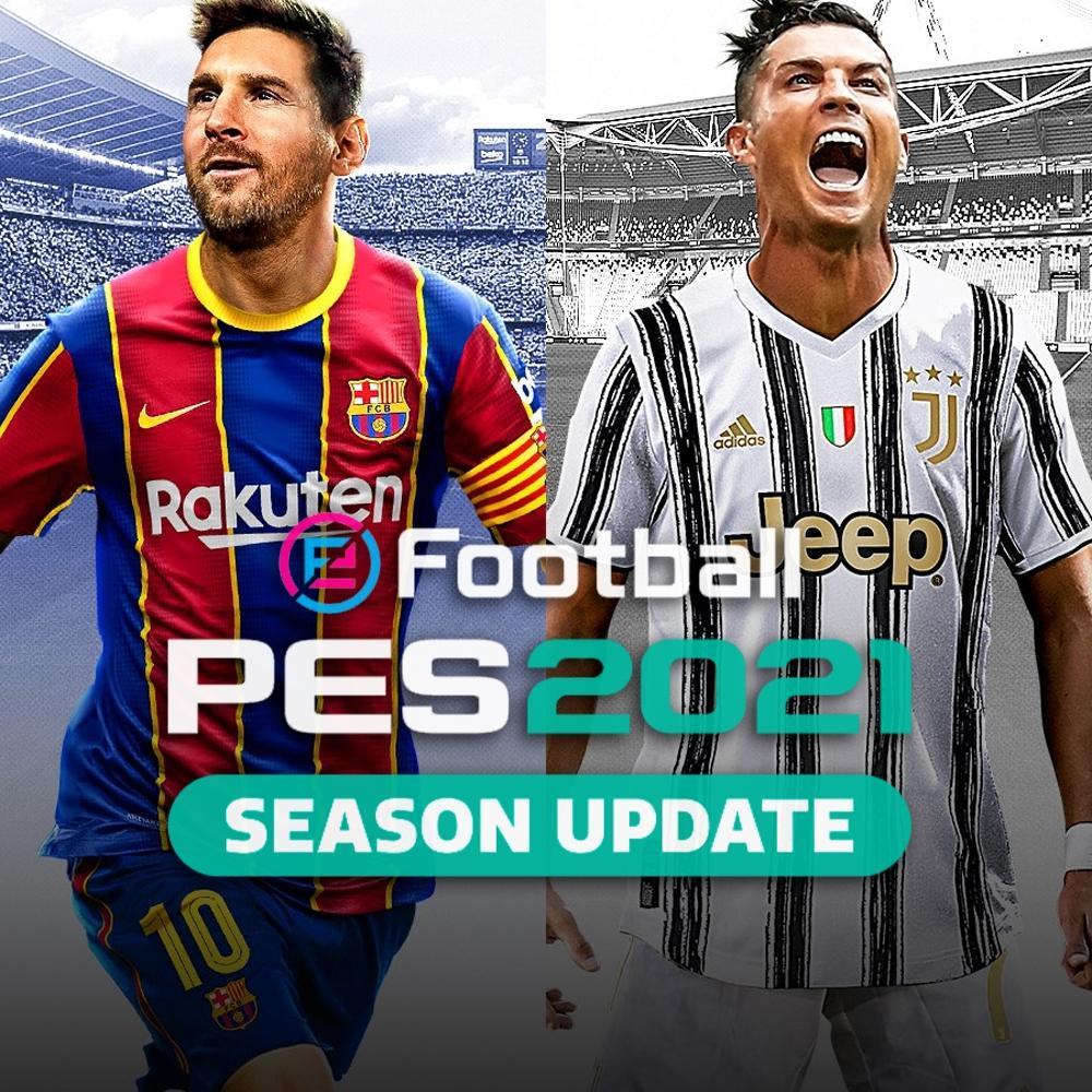 Jogo eFootball PES 2021 para PC, Steam - Digital para Download