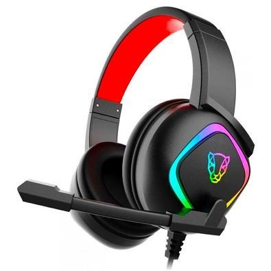 Kit Gamer Motospeed Preto - Teclado Mecânico CK82 RGB Switch Red ANSI + Headset G750 RGB 7.1 USB + Mouse V50 4000DPI RGB - FMSCB0109PTO