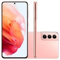 Smartphone Samsung Galaxy S21 5G, 128GB, RAM 8GB, Octa-Core, Câmera Tripla, Rosa - SM-G991BZIRZTO