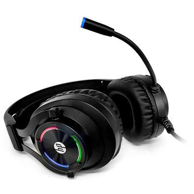 Headset Gamer HP RGB, Drivers 50mm, P2/USB, Preto - 9AJ68AA