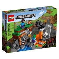 LEGO Minecraft - A Mina Abandonada, 248 Peças - 21166