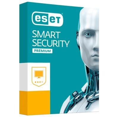 ESET Smart Security Premium para 1 Usuário, 1 Ano, Digital para Download