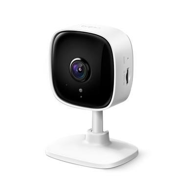 Câmera de Monitoramento Tapo Tp-Link, Wi Fi, 1080p Full HD, com Detector de Movimentos, Alarme Sonoro e Visão Noturna - C100