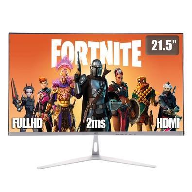 PC Gamer Completo XP 3Green, Intel Core i7, 8Gb, HD 2Tb, Radeon RX 550 4Gb, Fonte 500W com Monitor 21.5