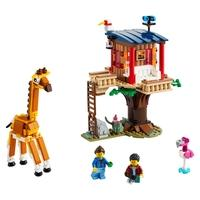 LEGO Creator - Safari Casa na Árvore, 397 Peças - 31116