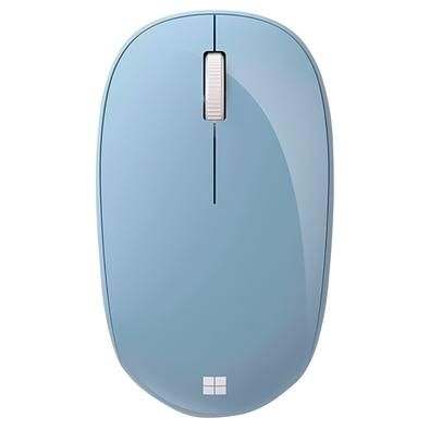 Mouse sem Fio Microsoft, Bluetooth, Azul - RJN00054