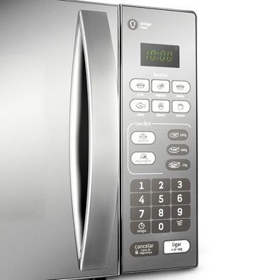 Microondas Consul 20L, 110V, Espelhado - CM020