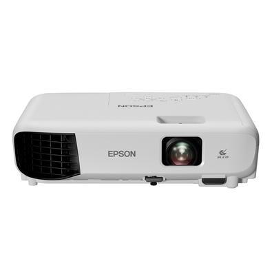 Projetor Epson Powerlite E10+ 3LCD, 3600 ANSI Lúmens - V11H975021