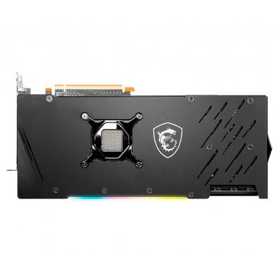 Placa de Vídeo MSI Radeon RX 6900 XT GAMING X TRIO 16G, 16 Gbps, 16GB GDDR6, AMD RDNA 2, Metal Backplate, RGB Mystic Light
