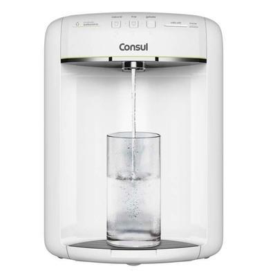 Purificador de Água Refrigerada Consul, Bandeja Removível, 220V, Branco - CPB36ABBNA