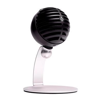 Microfone Shure MV5C Para Home Office, com Suporte de Mesa - MV5C-USB