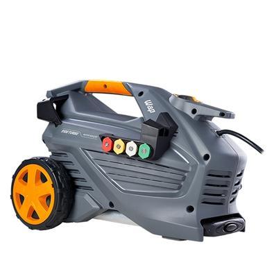 Lavadora de Alta Pressão Wap Motor de Indução Profissional Turbo 5100, 2500W, 2300 PSI, 550L/h, 220V, Cinza - FW006760