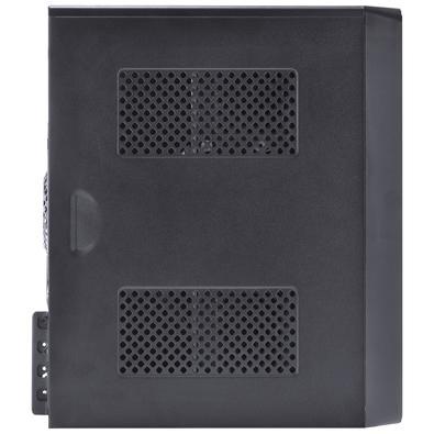 Computador Home Skul H200 AMD Athlon 200GE, RAM 4GB, SSD 120GB, Fonte 300W PFC Ativo, Windows 10 Pro - 107653