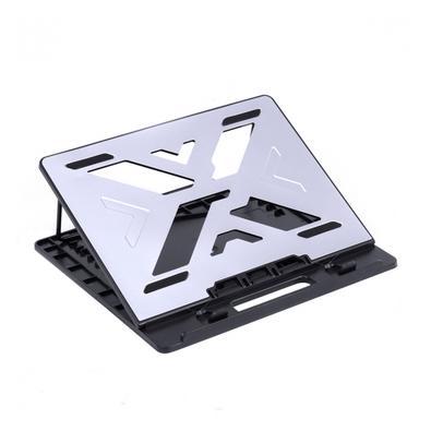Suporte para Notebook Vinik SN200, Até 15.6, Design Ergonômico Com 7 Ajustes de Altura, Antiderrapante, Preto - 36306