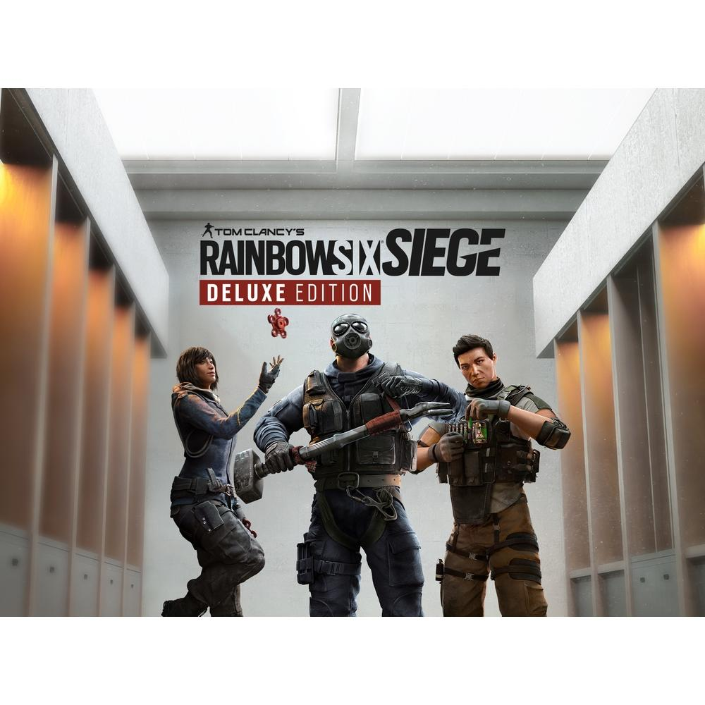 Gift Card Tom Clancy's Rainbow Six® Siege - Deluxe - Produto Digital
