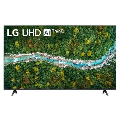 Smart TV 50 4K UHD LG 50UP7750, WiFi, Bluetooth, 60Hz, HDR10, Inteligência Artificial ThinQ, Google Alexa, Preto - 50UP7750PSB