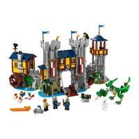 LEGO Creator - Castelo Medieval, 1426 Peças - 31120
