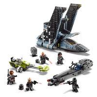 LEGO Star Wars - A Nave de Ataque Bad Batch, 969 Peças - 75314