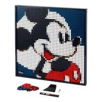 LEGO LEGO ART - Disney´s Mickey Mouse, 2658 Peças - 31202