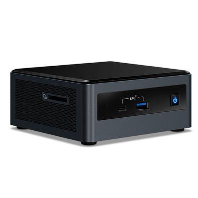 Mini PC NUC Intel Core i3-10110U, 4GB RAM, SSD 120GB, WiFi, Windows 10 Pro - NUC101104120WP
