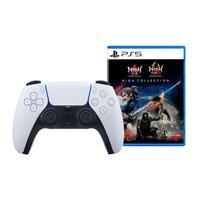 Controle Sem fio PS5 DualSense + Jogo NIOH Collection PS5