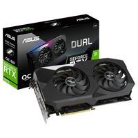 Placa de Vídeo Asus Dual NVIDIA GeForce RTX 3070 O8G V2 OC, 8GB GDDR6, LHR, DLSS, Ray Tracing - 90YV0FQC-M0NA00