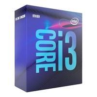 Processador Intel Core i3-9100 9° Geração, Cache 6MB, 3.6GHz (4.2GHz Max Turbo), LGA 1151, 4 Núcleos - BX80684I39100