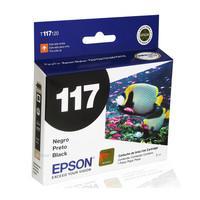 Cartucho de Tinta Epson T117120-BR Preto