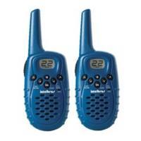 (Já Possui Cadastro) IntelBras Rádio Walk-Talk TWIN - Azul