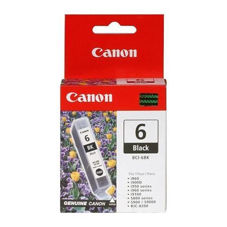 Cartucho Canon Preto Bci-6bk