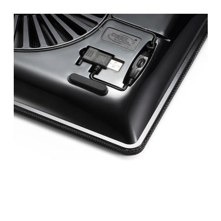 Base para Notebook DeepCool N1 Black 6933412707707