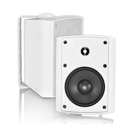Caixa Acústica Osd Audio 120 W Rms Ap520wht