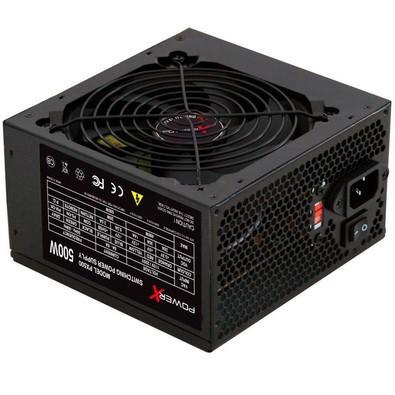 Fonte PowerX 500W Com Cabo - PX500